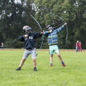 Archery Battle Kinderen