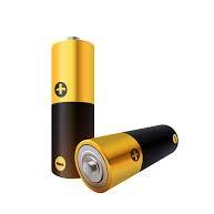 Batterijen Lasergame