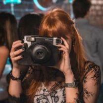 Polaroid Wide Foto