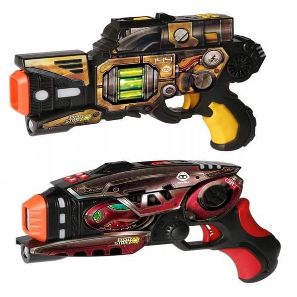 Lasergamepistolen